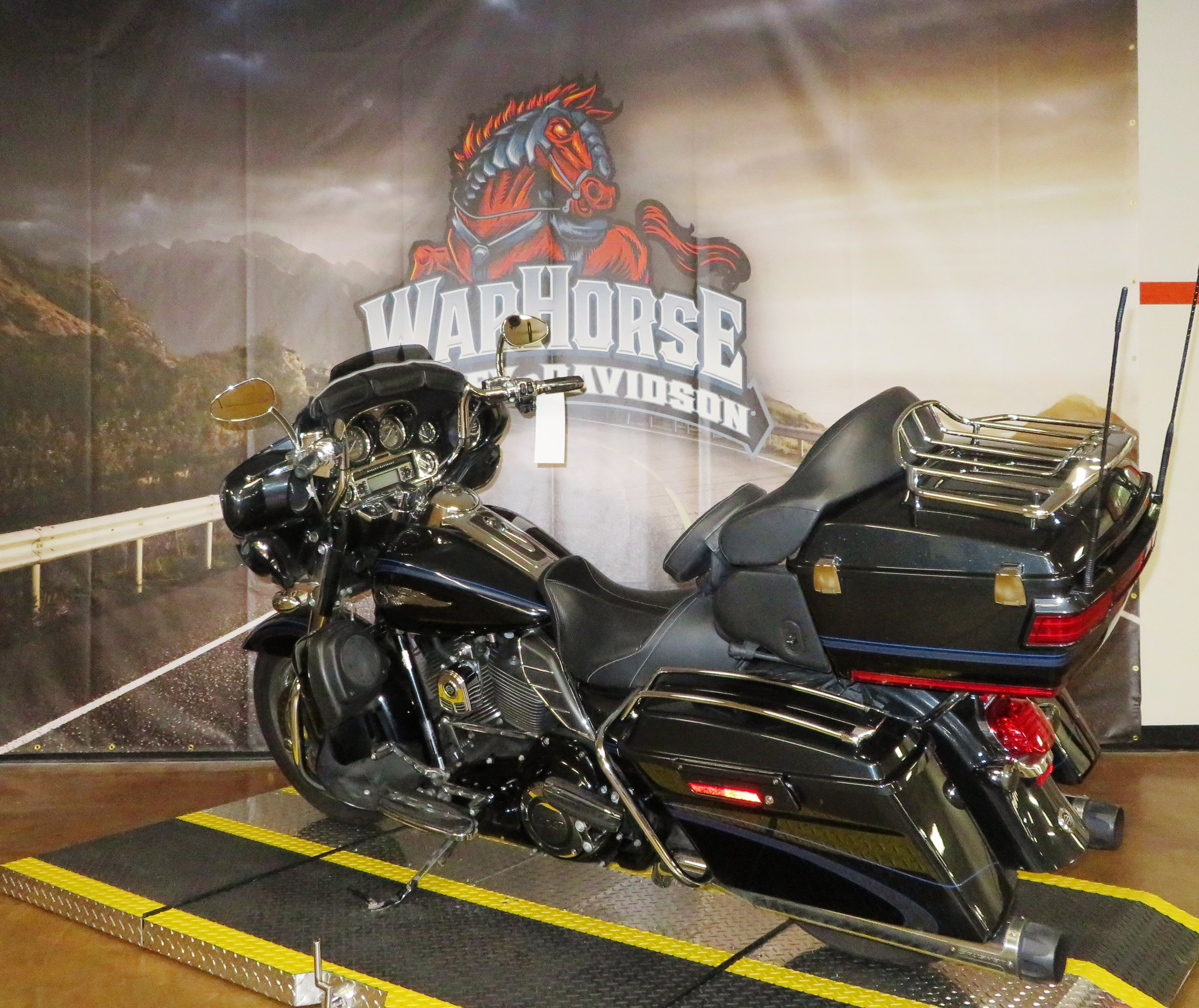 Pre-Owned 2013 Harley-Davidson CVO Ultra Classic Electra Glide 110th Anniversary