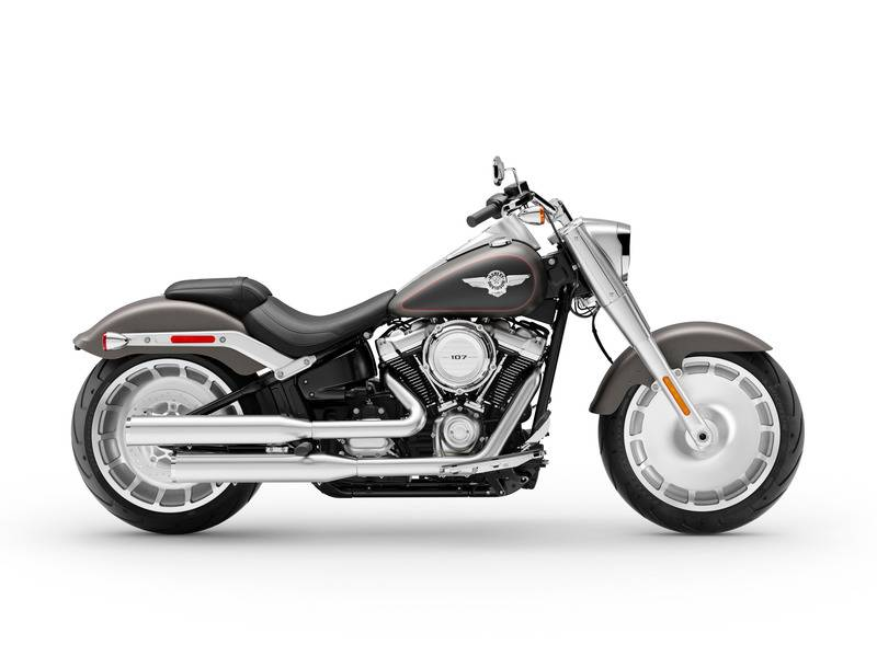 New 2019 Harley-Davidson Fat Boy