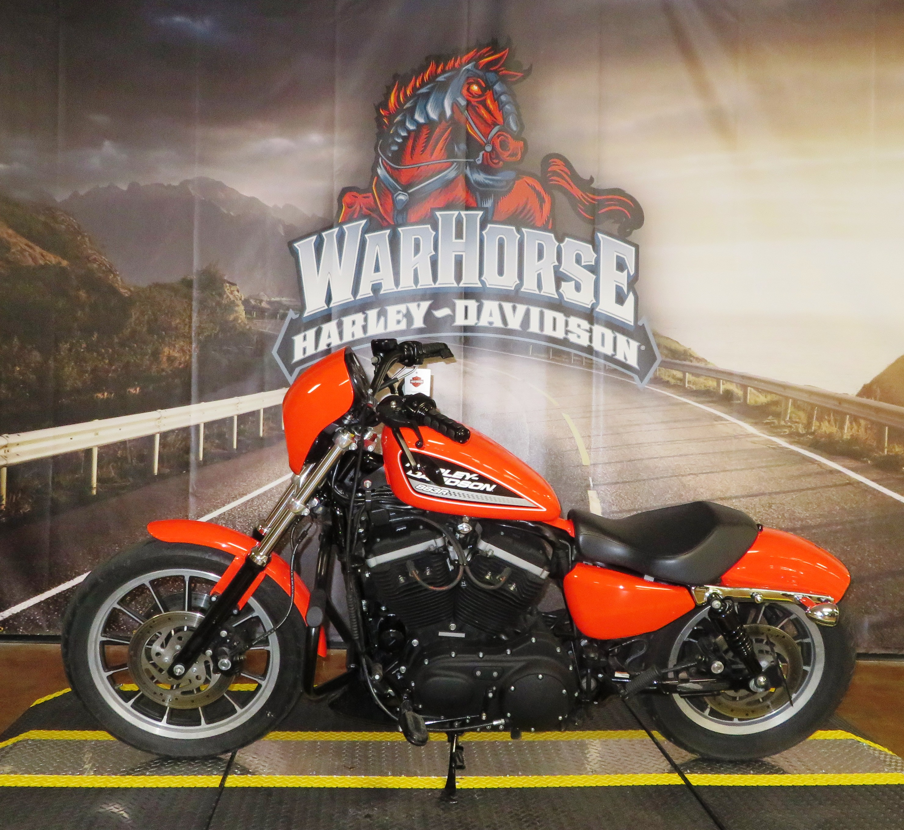 Pre-Owned 2006 Harley-Davidson 883R