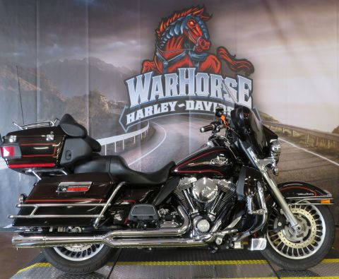 Pre-Owned 2011 Harley-Davidson Electra Glide Ultra Classic