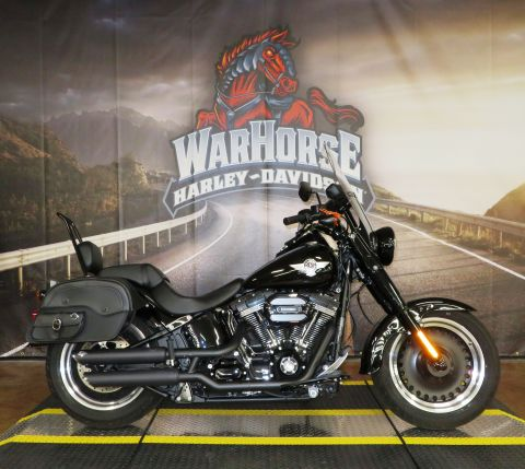 Pre-Owned 2016 Harley-Davidson Fat Boy