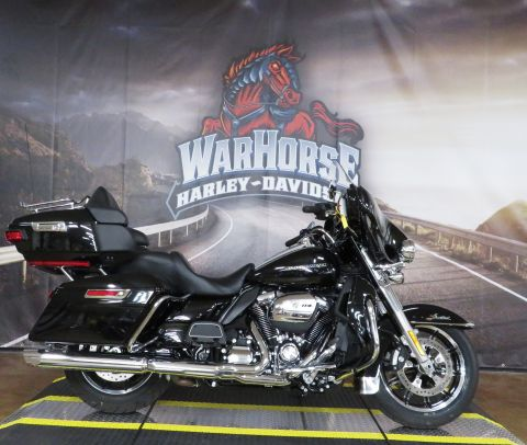 Pre-Owned 2019 Harley-Davidson Ultra Limited